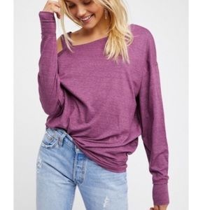 Free People | We The Free Off The Shoulder Tee